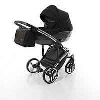 """Универсальная детская  коляска 2 в 1  Junama DIAMOND S-line Diamind S-line """"Silver"""""""