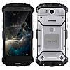 Защищенный смартфон! DOOGEE S60 ip68, 6gb/64gb,Батарея-5580mah (черно-серебряный)