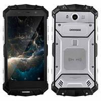 Защищенный смартфон! DOOGEE S60 ip68, 6gb/64gb,Батарея-5580mah (черно-серебряный), фото 1