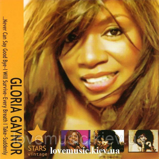 Музичний сд диск GLORIA GAYNOR Stars vintage (2007) (audio cd)