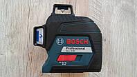 Лазерный уровень 3D Bosch GLL 3-80 гарантия 36 месяцев