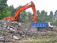 Вывоз строительного мусора, вывоз мусора Днепропетровск