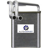 Радиатор печки (отопителя) Hyundai Sonata 2010-2014 (YF)