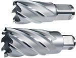 Корончатые сверла (кольцевые фрезы) ALFRA HSS BASIC с глубиной сверления 50 мм