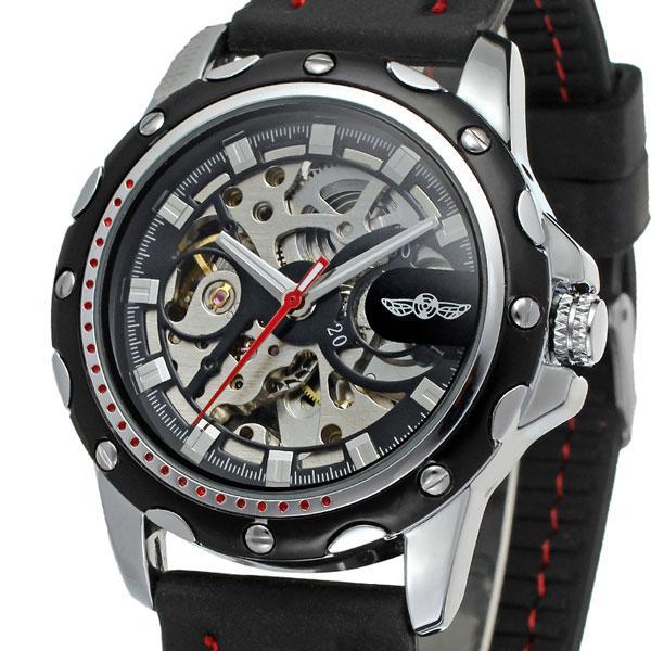 06080c2207b7 Механические мужские часы Winner Platinum, цена 499 грн., купить в ...