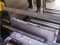 Порезка заготовок (ленточная пила); Різка заготовок
