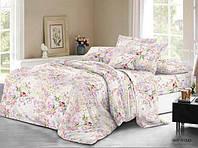 Полуторное постельное белье полиСАТИН 3D (поликоттон) 851543