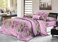 Полуторное постельное белье полиСАТИН 3D (поликоттон) 85272