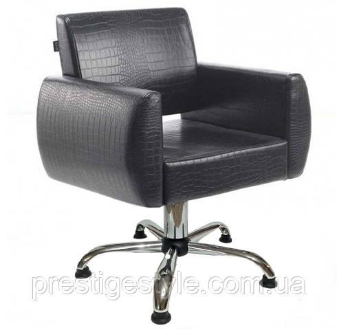 Парикмахерское кресло Бронкс на гидравлике