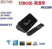 R89 RK3288 NEW 2014 16gb Android tv 4ядра 2гб DDR3 LAN USB AV-out пульт +НАСТРОЙКИ I-SMART, фото 1