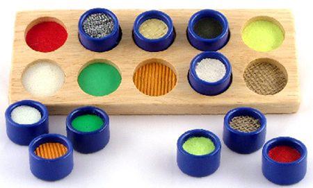 Набор «Тактильное лото. Фактуры» Viga Toys (58483)