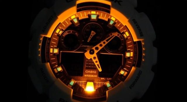 Часы наручные CASIO G-SHOCK.