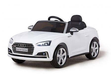 Дитячий електромобіль Audi S5, фото 2