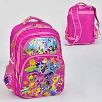 Рюкзак школьный N 00224 (50) 5 карманов