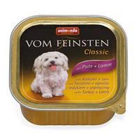Консервы Animonda Vom Feinsten Classic с индейкой и ягненком для собак, 150 грамм