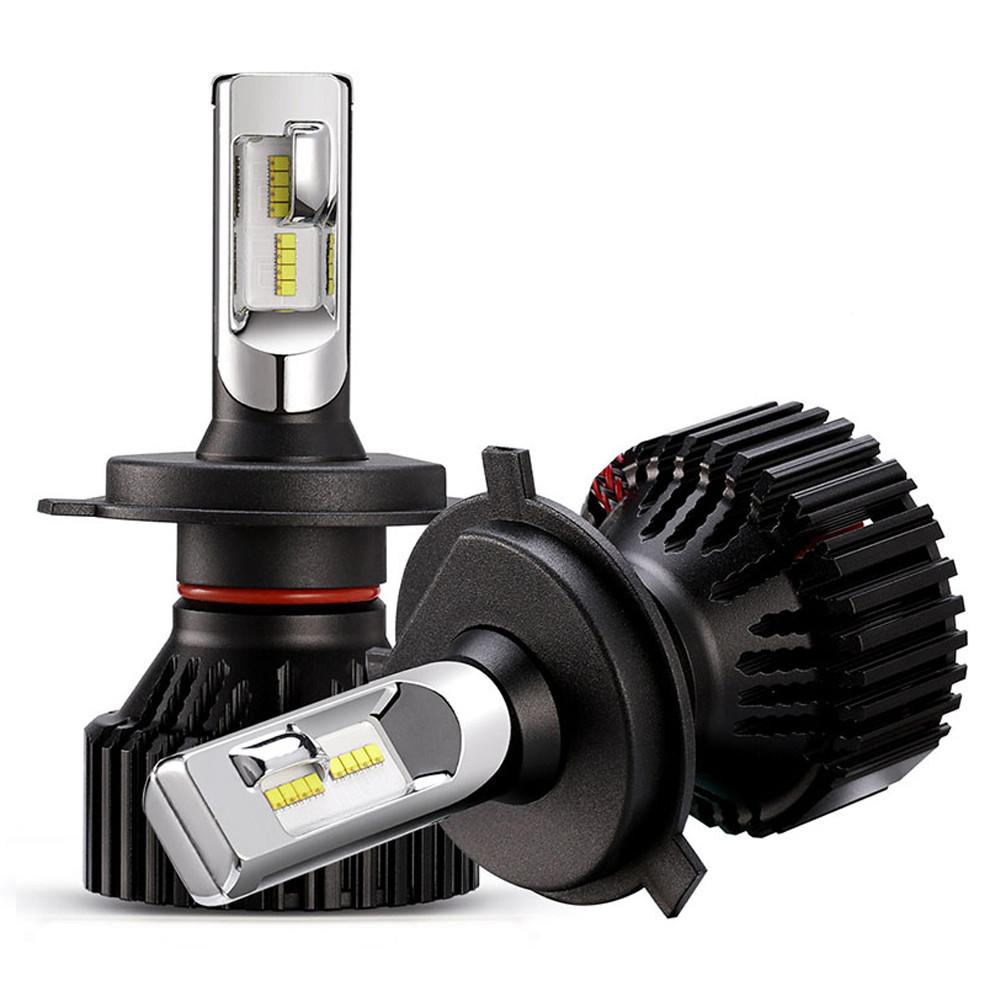 Светодиодная лампа T8 цоколь H4, GSP, 6500К, 8000 lm 30W, 9-32В
