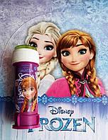 """Мыльные пузыри  с лабиринтом """"Frozen"""" (уп.36шт)"""