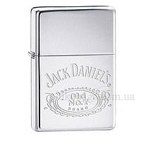 250 JD 321 Зажигалка бензиновая Jack Daniels Logo ZC79250321