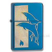 Зажигалка бензиновая Jumping Dolphins ZC7924296