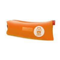Надувной шезлонг (ламзак) BartCase Оранжевый