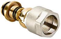 Фитинг коллекторный для металлопластиковой трубы VT.4410 16(2,0)х3/4