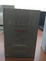Парфюмированная вода Chanel Allure Homme Sport Eau Extreme распродажа