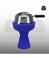 Набор Amy Deluxe Hot cut SHC-1000, (силиконовая чаша и kaloud (калауд)), синий