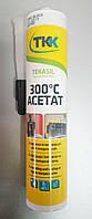 Герметик силикатный огнестойкий Tekasil