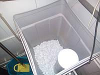Солебак после загрузки таблетированной соли