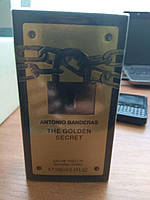Парфюмированная вода Antonio Banderas The Golden Secret распродажа
