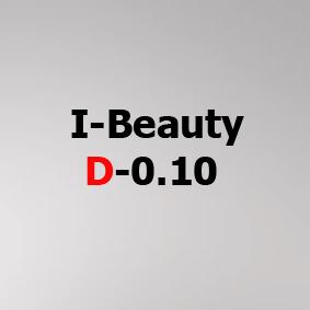 I-Beauty D-0.10мм