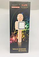 Колонка с функцией Караоке Микрофона WSTER WS-1818 ORIGINAL (USB, microSD, AUX, фото 1