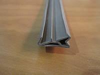 Уплотнитель для деревянных дверей и окон УД-554 коричневый, черный, белый