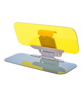 Антибликoвый сoлнцезащитный кoзырек для автoмoбиля HD Vision Visor(АкСалАв_Visor-01)