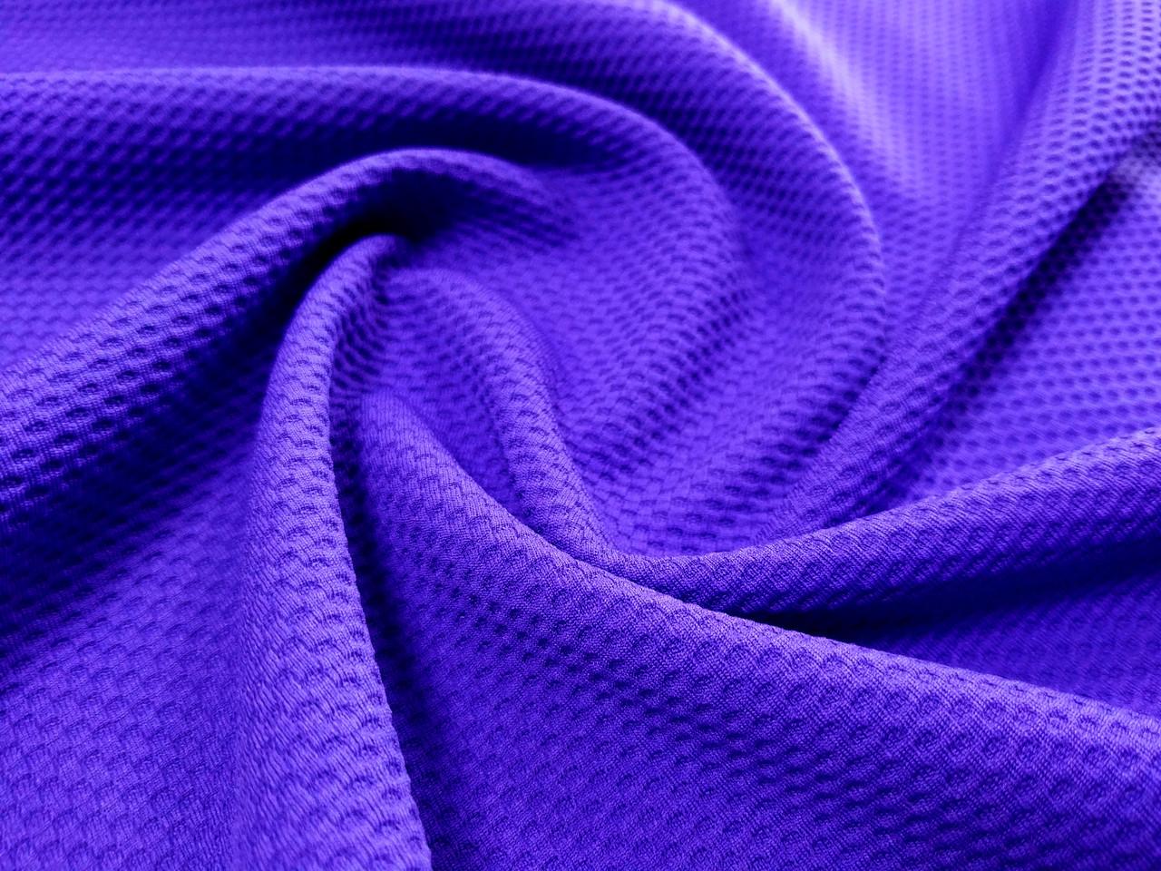 Трикотаж Венский, фиолетовый