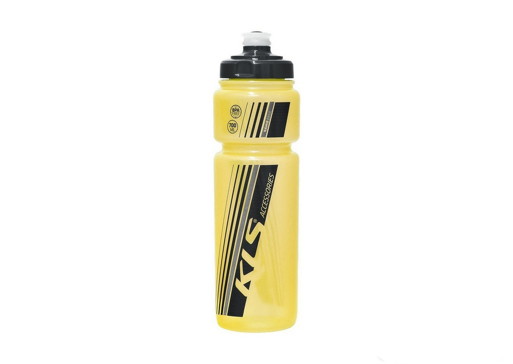 Фляга KLS Namib 700 ml yellow