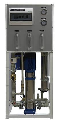 Промышленный осмос высокой производительности Aqualine ROHD 40401 ECO без мембраны, фото 2