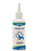 Canina Dental Can лечебное средство для ухода за зубами и пастью животных 100 мл