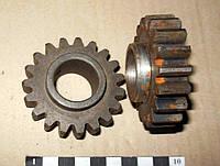 Шестерня Т-16 привода НШ-10 промежуточная СШ24.22.103-2