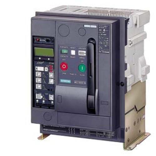 Воздушный автоматический выключатель Siemens SENTRON, 3WL1108-2CB38-1GA2