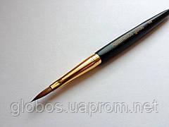 Кисть для наращивания ногтей акрилом RENEE от Aesthetics guide 4# AK-4