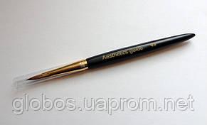Кисть для наращивания ногтей акрилом RENEE от Aesthetics guide 4# AK-4, фото 2