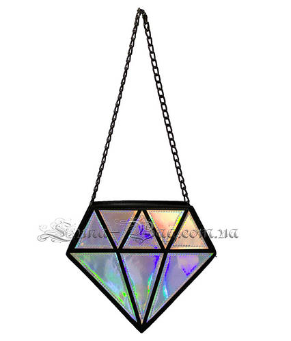 dd7a979ba1ea Женская сумка (Diamond) 2 Цвета Серый (23x19x6 cm.): продажа, цена в ...