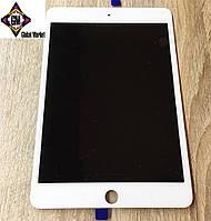 Дисплей, экран, матрица, LCD для iPad mini4 Orig белый