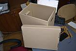 Короб архивный гофрокартон 335*245*300 мм, фото 2