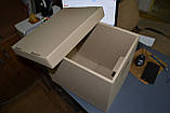 Короб архивный гофрокартон 335*245*300 мм, фото 3