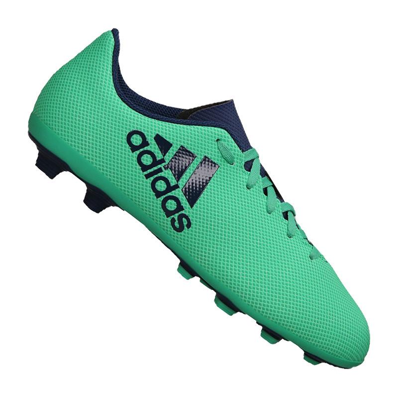Бутсы Adidas JR X 17.4 FxG 014