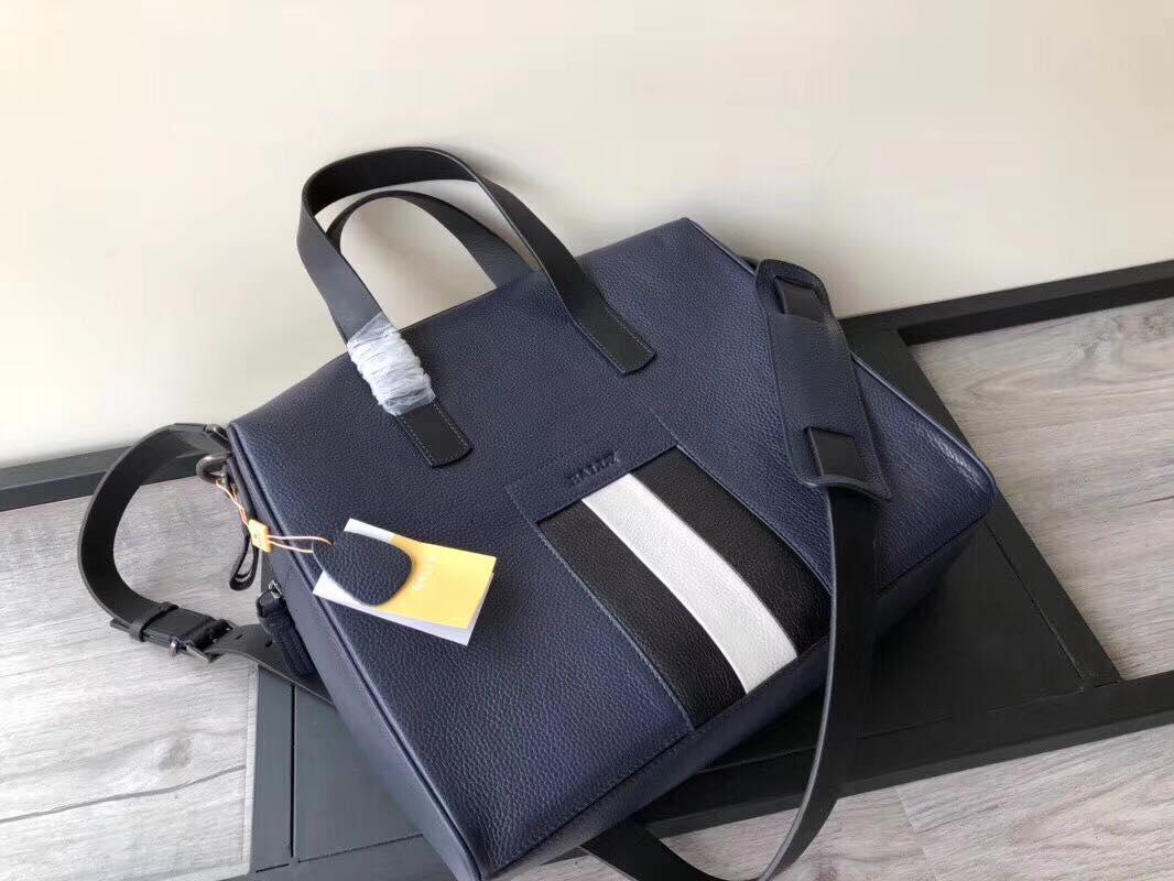Мужская сумка-портфель Bally