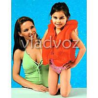 Детский надувной жилет для плавания LUX intex 58671 от 3-6 лет