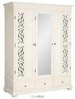 Шкаф трёхдверный MOBEX ARABESK